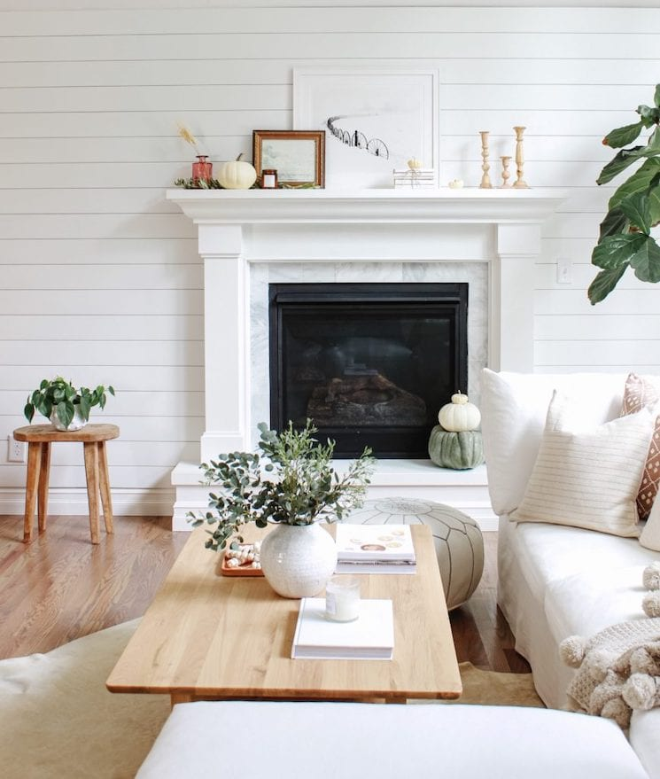 shiplap wall diy tutorial