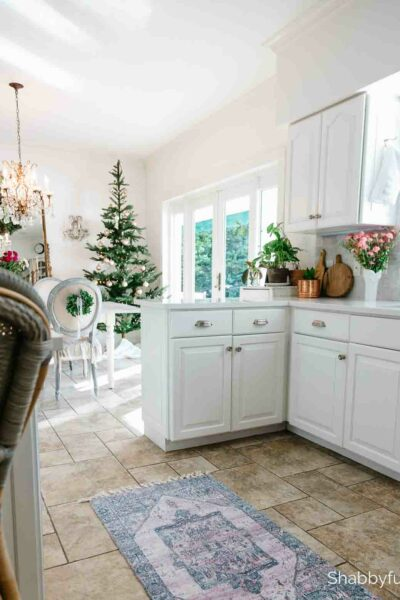 simple elegant Christmas home tour