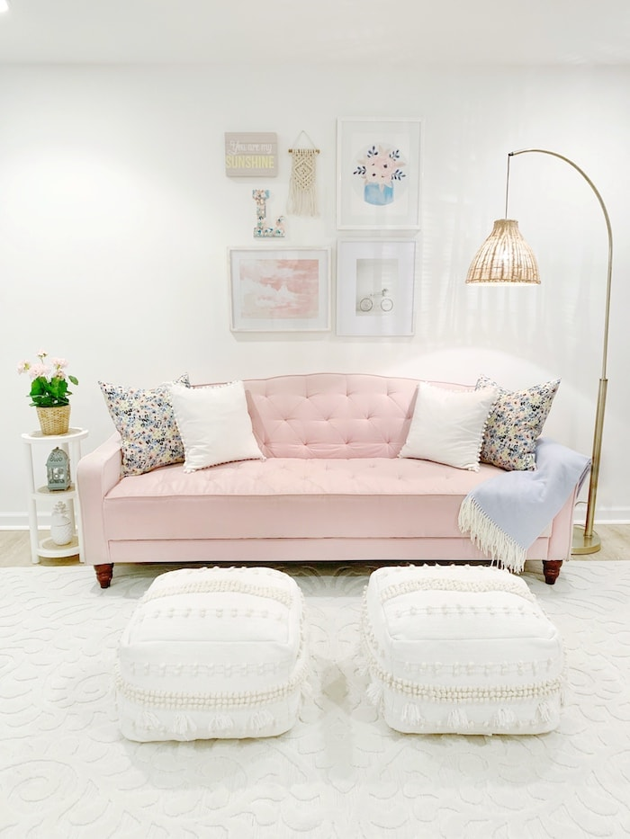sweet pink home den shabby chic