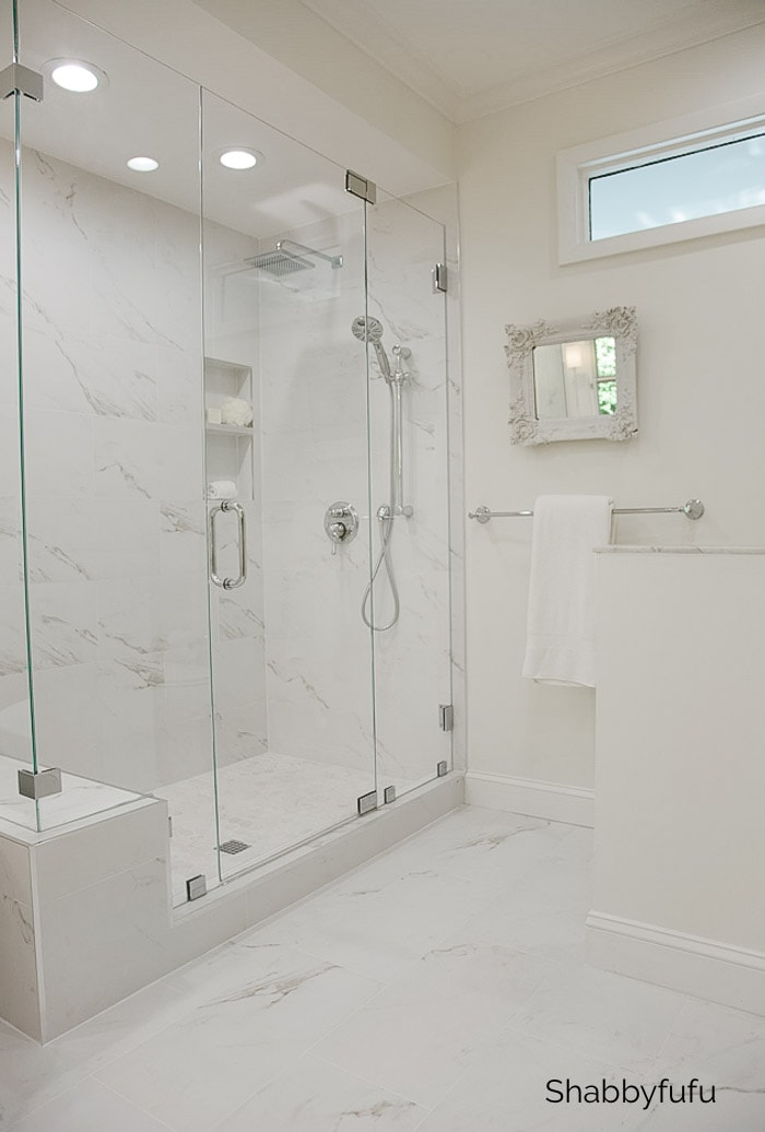 favorite remodeling projects - master bathroom