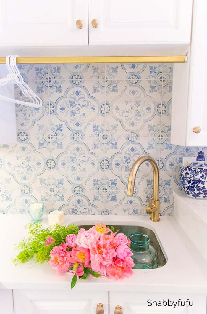 laundry room sink - favorite remodeling projects