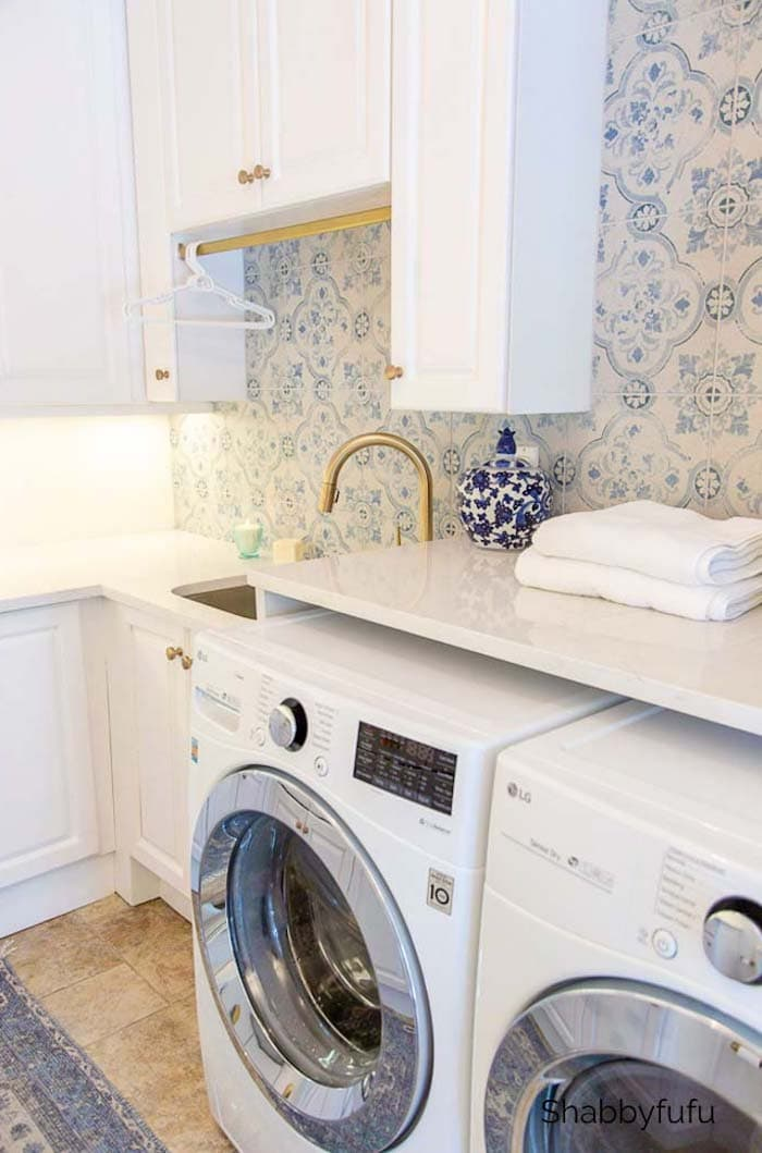 favorite remodeling projects- laundry room