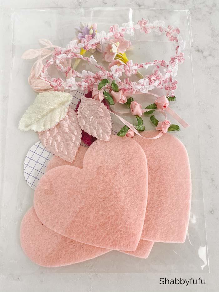 Valentines Day Hearts kits