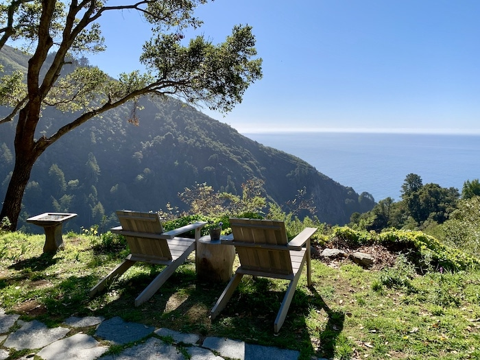 Big Sur California home