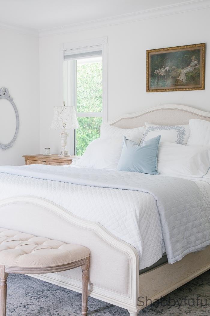 master bedroom shabbyfufu.com
