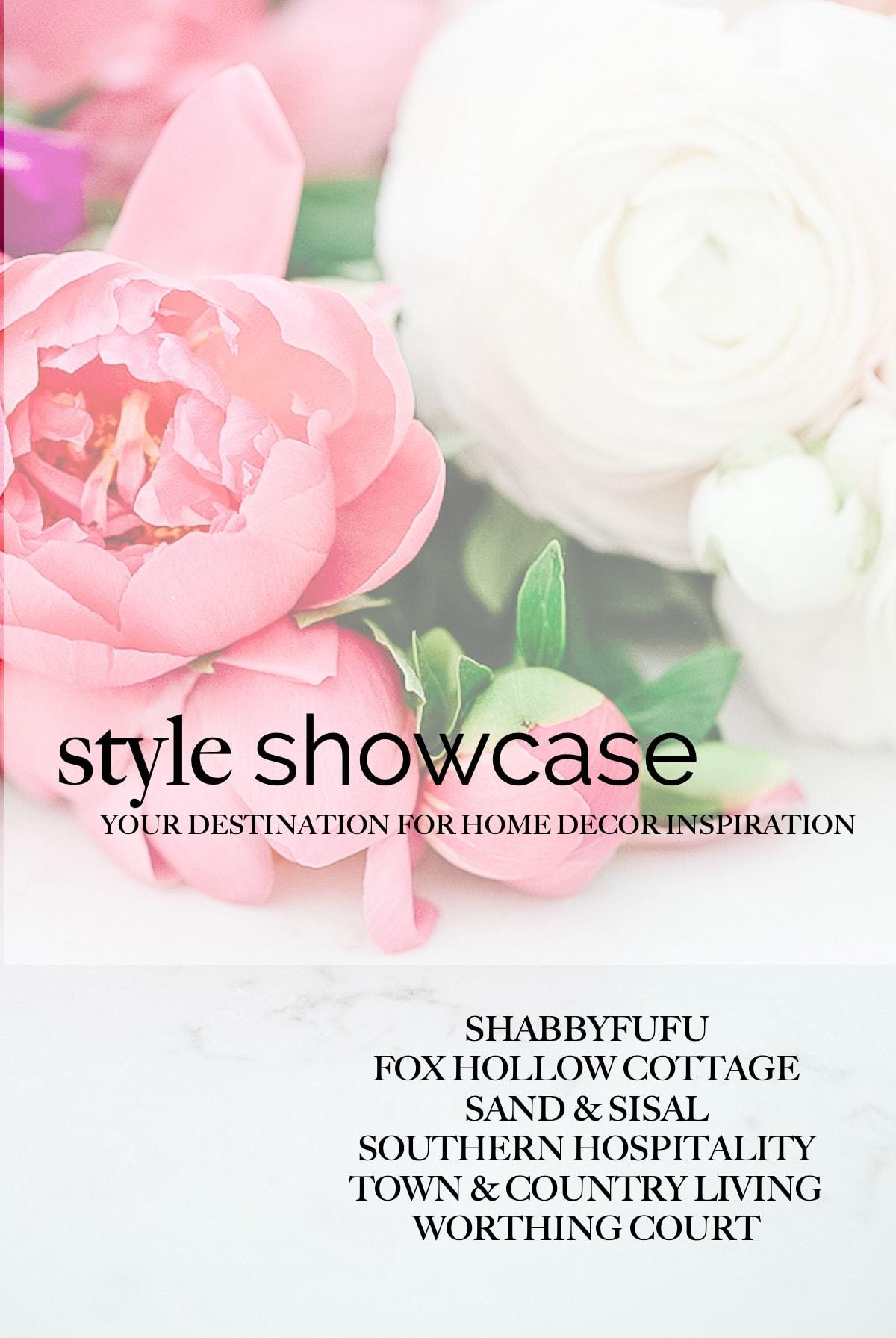 The Style Showcase logo