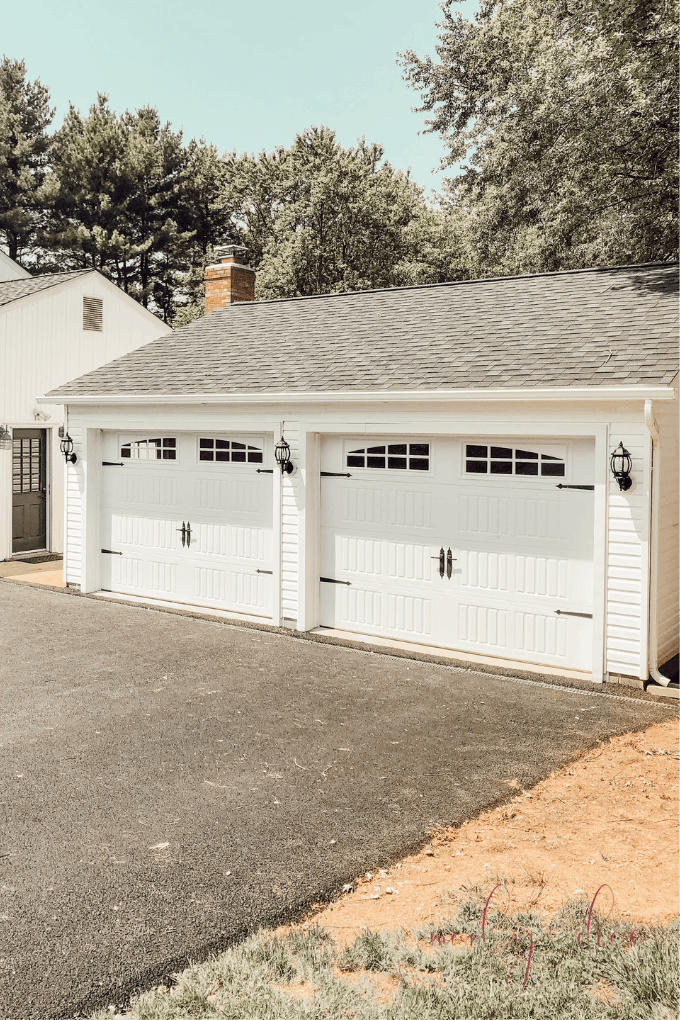 savvy renovations home tour garage build