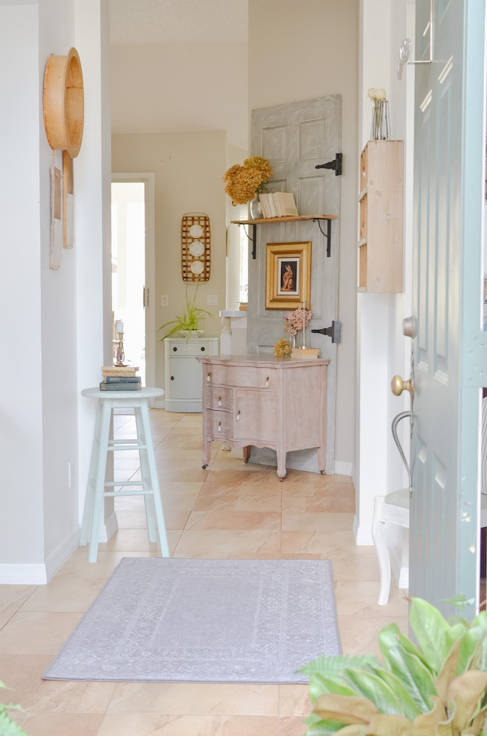 french country cottage style home tour