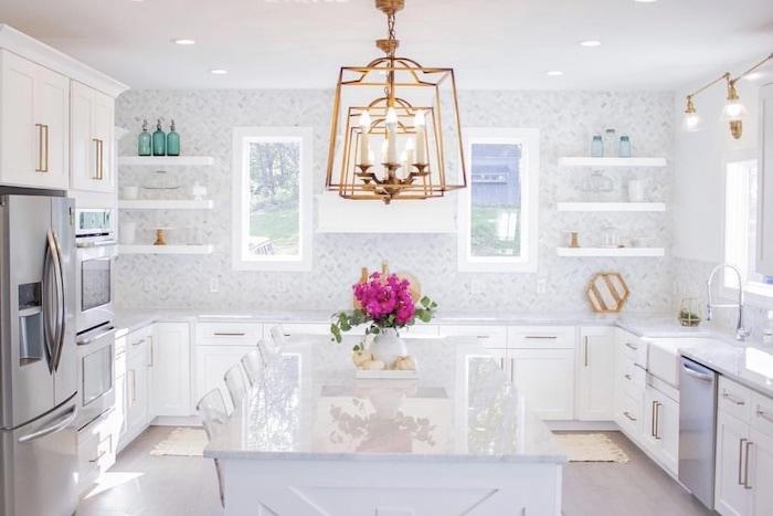 Contemporary interior designer home kitchen