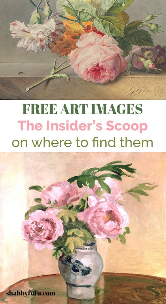 insiders scoop on where to find free art images