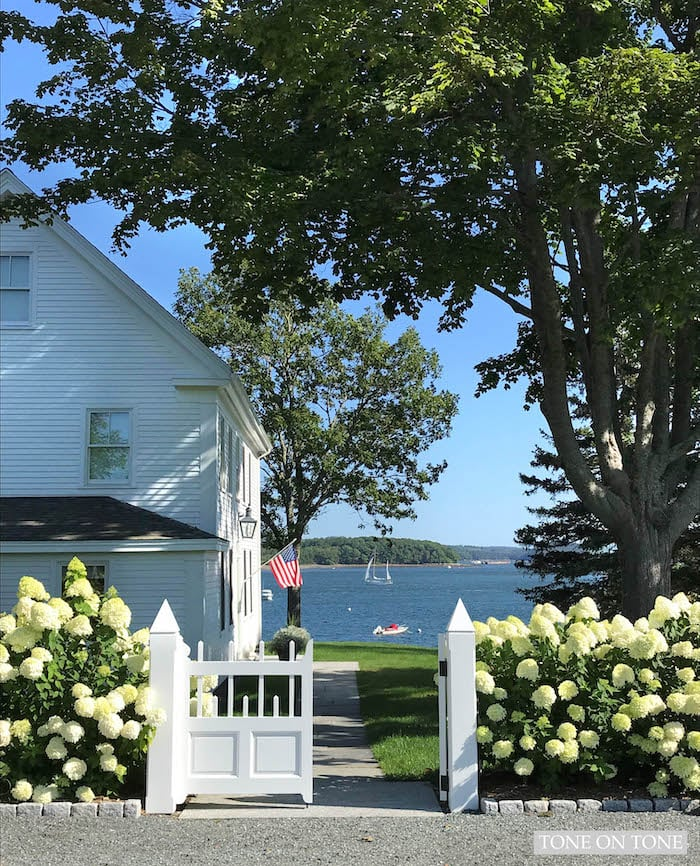 Maine cottage home tour