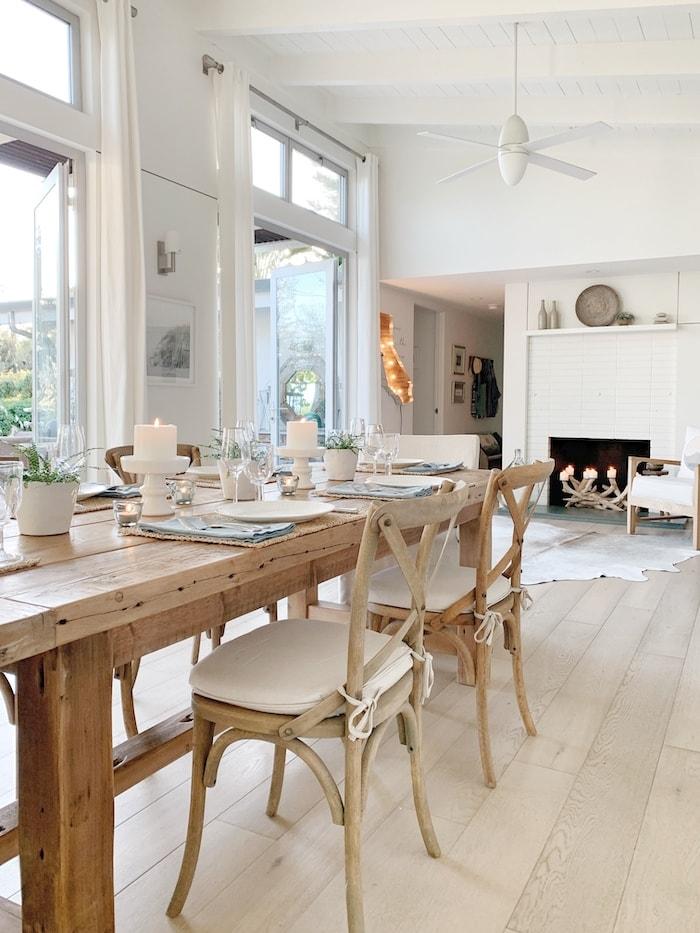Elizabeth Burns Design home in Santa Barbara