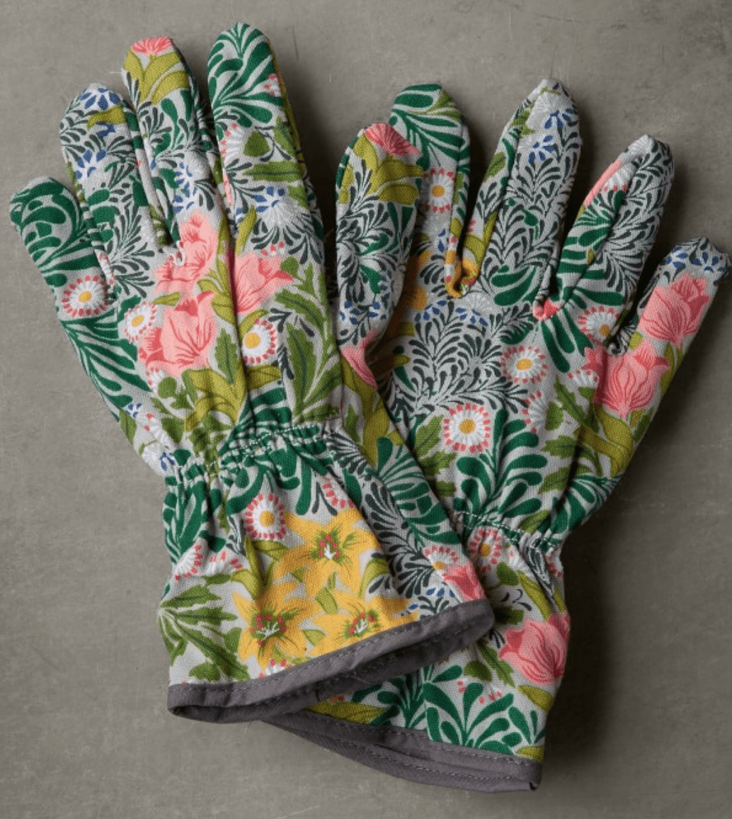 garden gloves common gardening tools