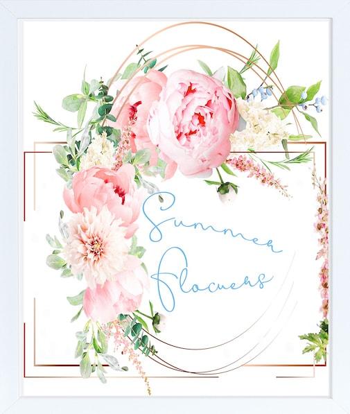 summer flowers prettiest free summer printables