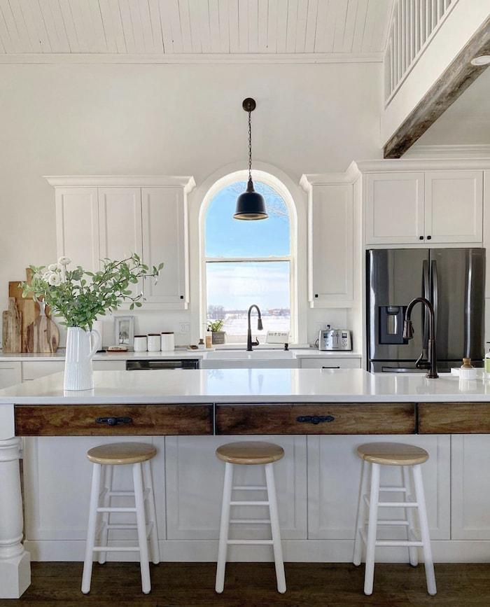 designs by karen kitchen view