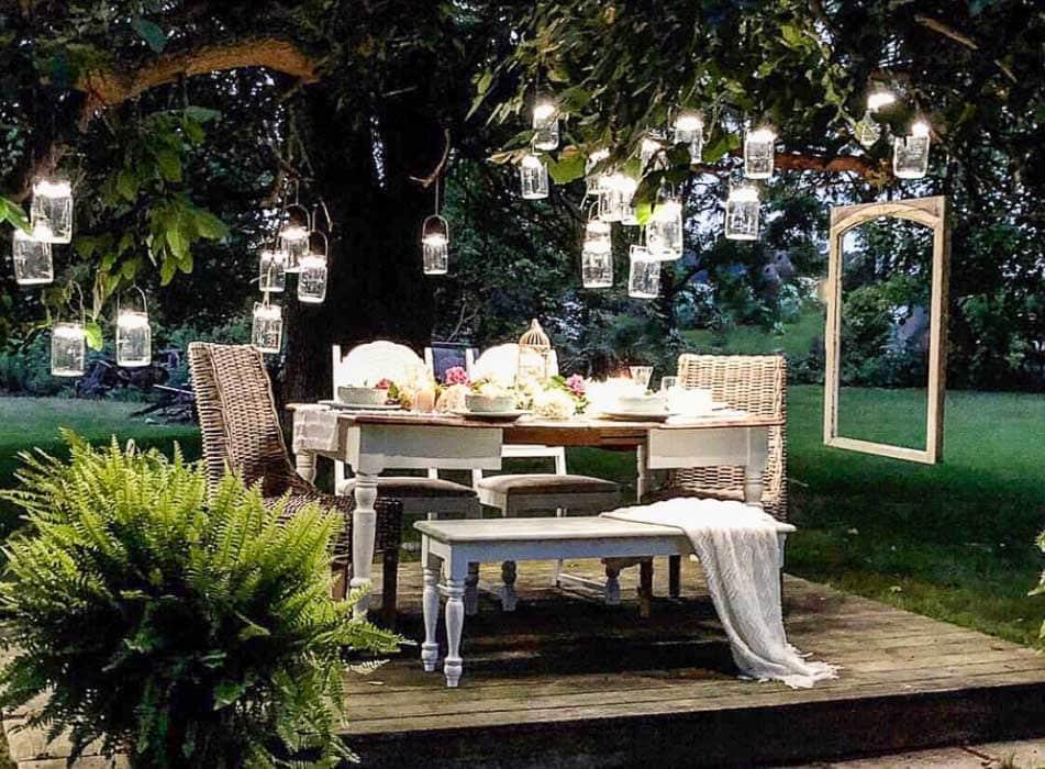 outdoor party designs by karan