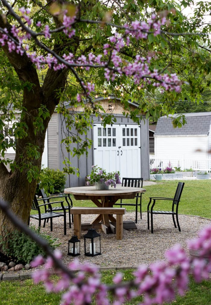 Style Showcase 38 English Cottage Home Tour Summer Inspiration Project Ideas Fox Hollow Cottage