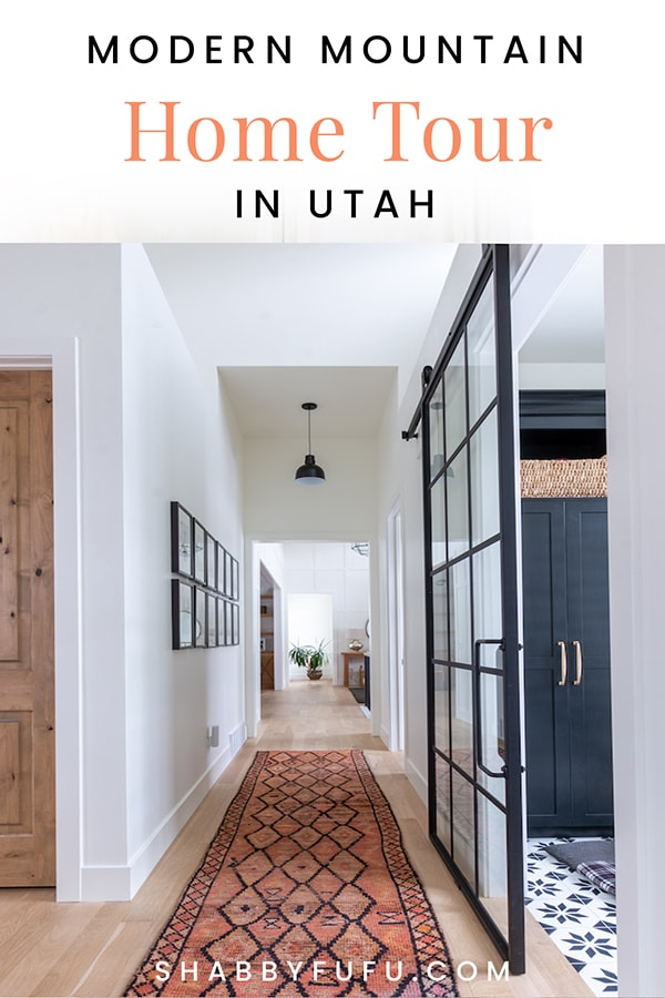 modern mountain home tour lindsay hill interiors