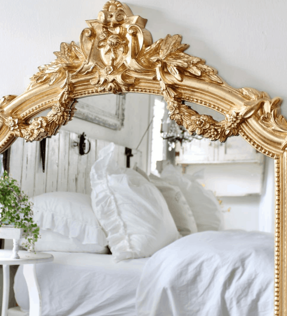 reproduction french mirror