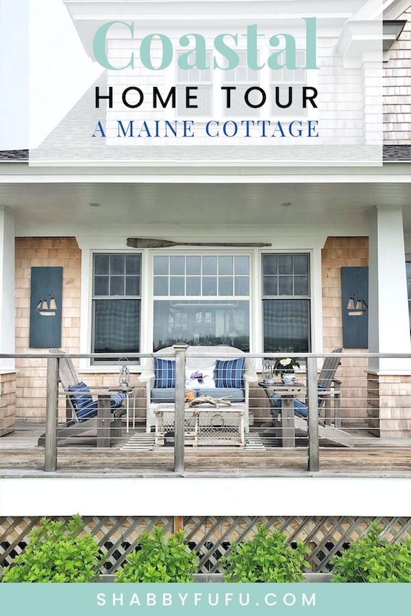 Coastal Home In Maine Tour PIN 1