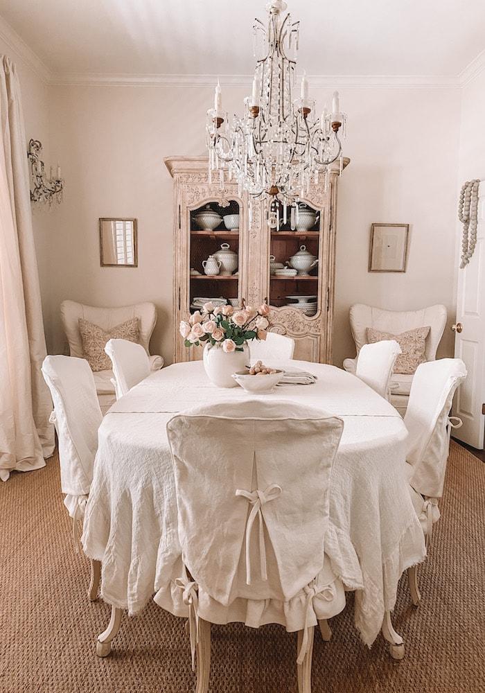 lauren ross designer French chic home dining room