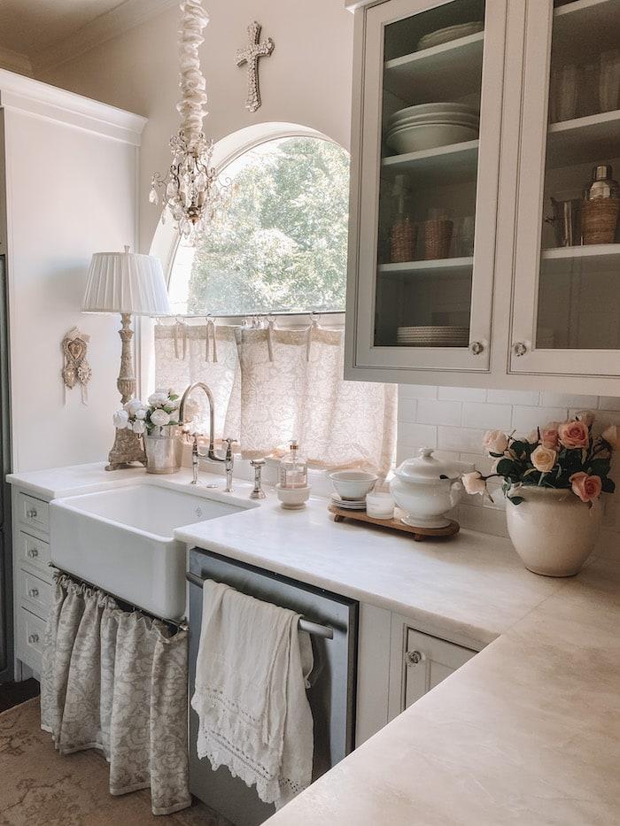 designer French chic home