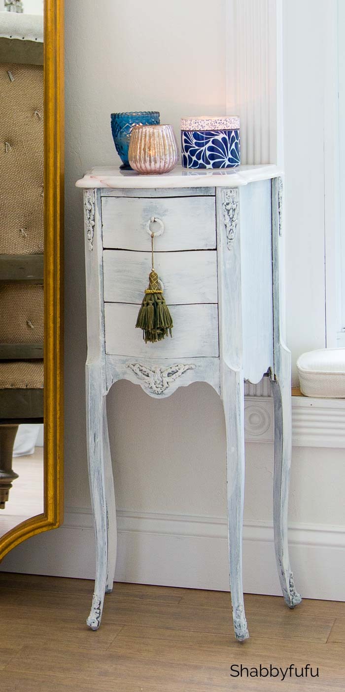 milk paint french furniture