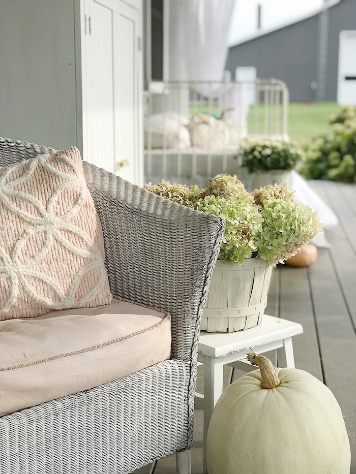 porch farmhouse chic home tour