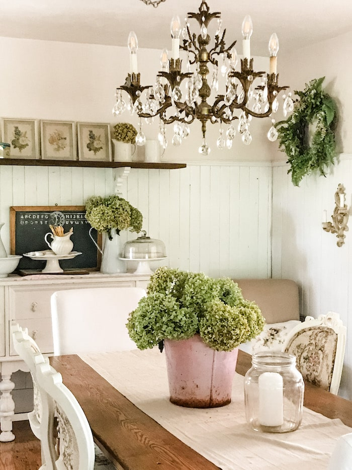 shabby chic farmhouse chic home tour