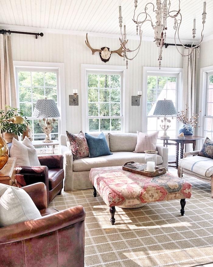 savvy southern style sunroom
