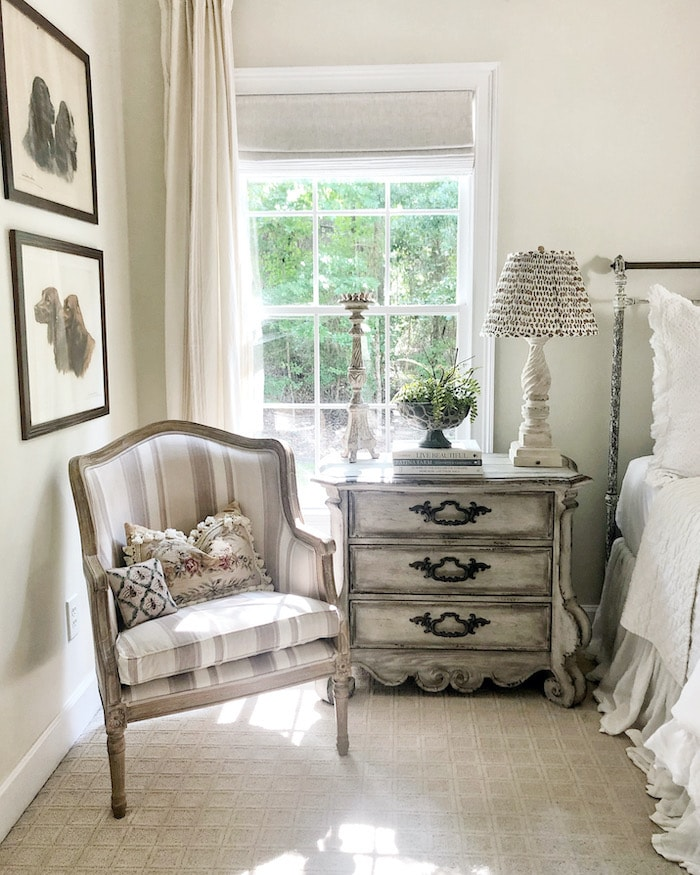 French farmhouse style home