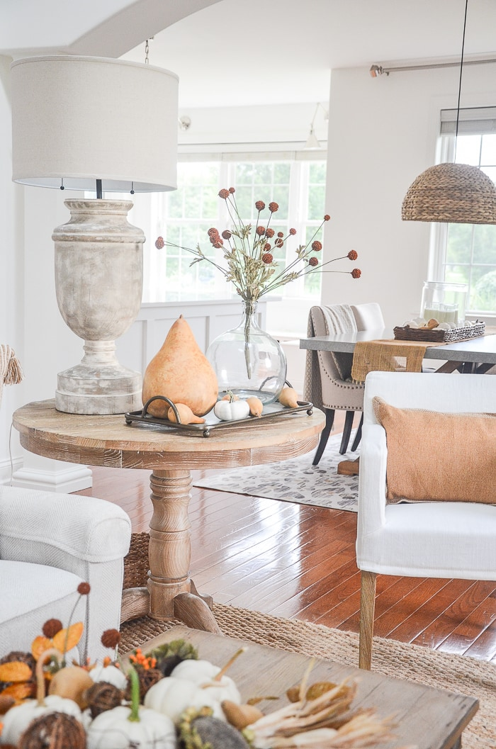 styling transitional style farmhouse