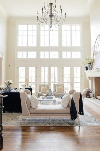 SHABBYFUFU elegant French country design home tour