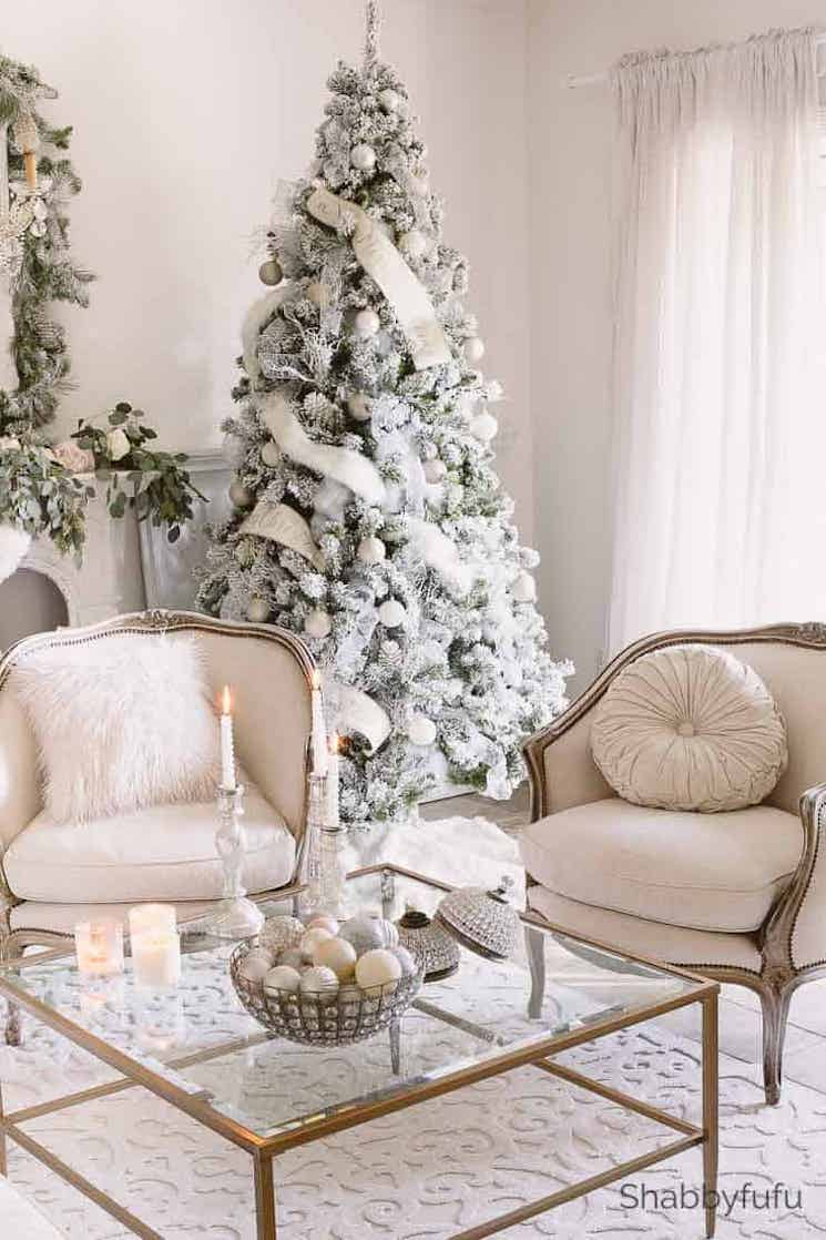 how to buy a fake Christmas tree