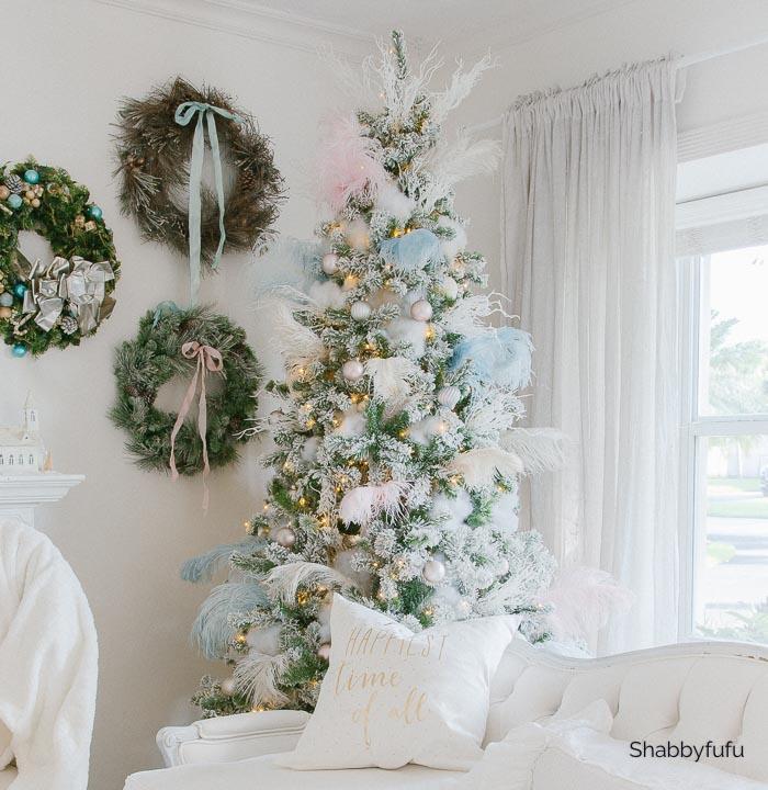 artificial Christmas tree buying guide Shabbyfufu