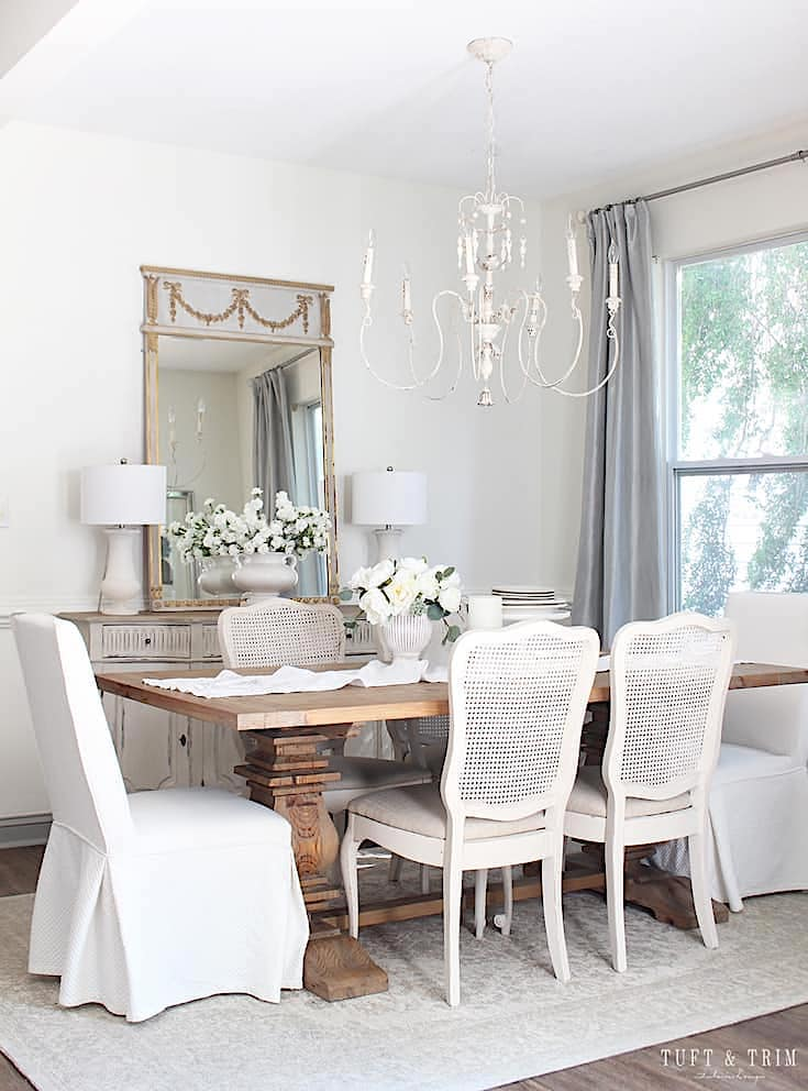 contemporary French interior