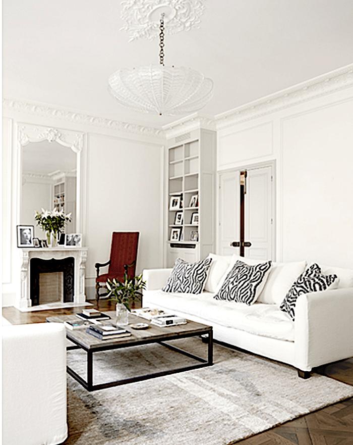 contemporary Paris apartment for sale
