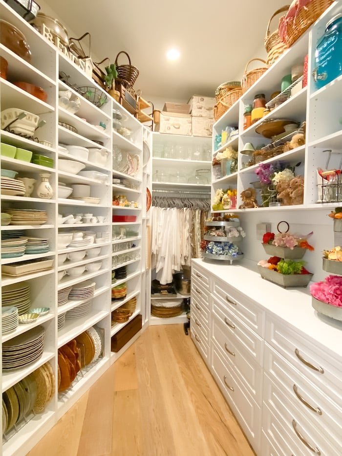 open house tour butlers pantry