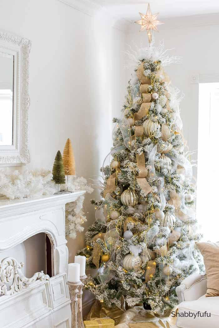 elevated elegance Christmas decorating