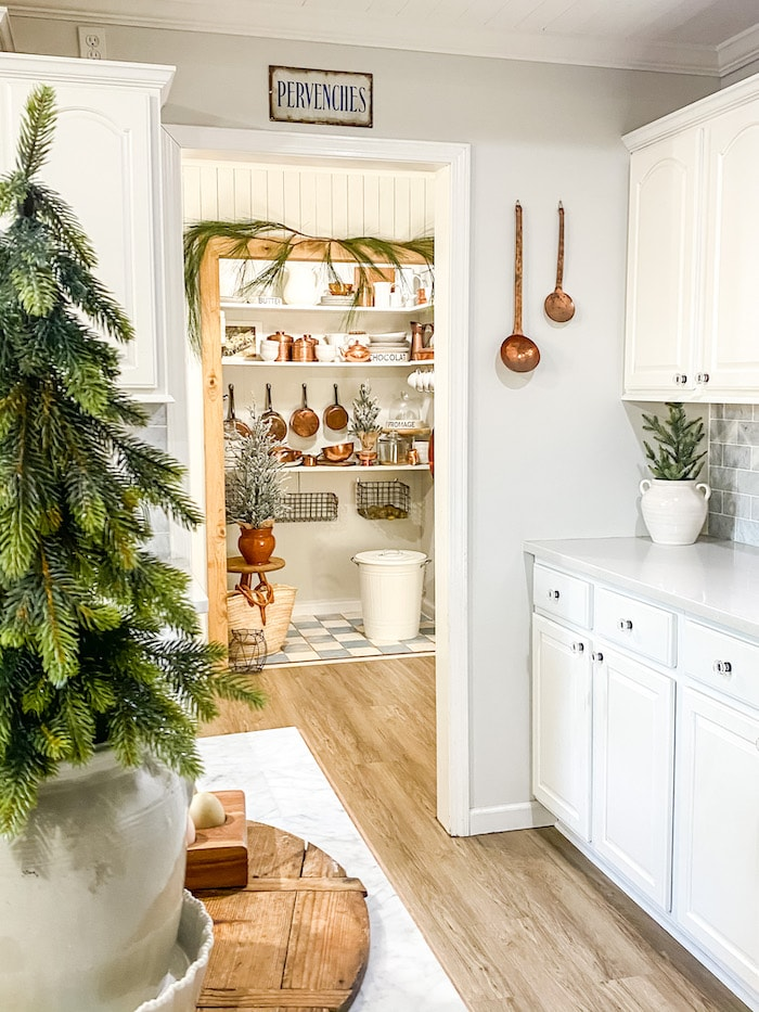 French style home tour kitchen remodel