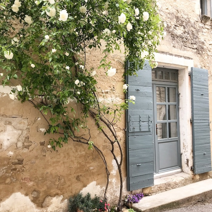 French style home tour