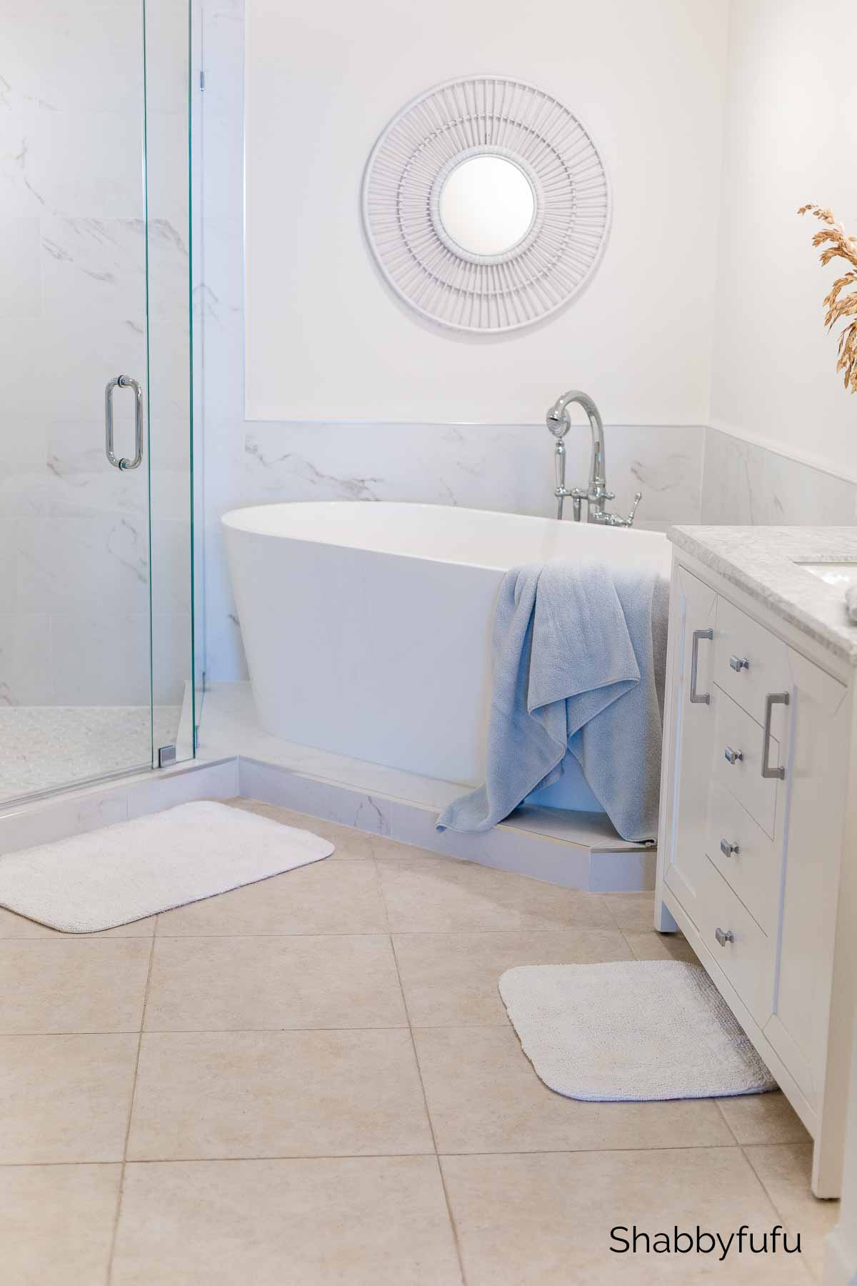 master bathroom remodeling beach home