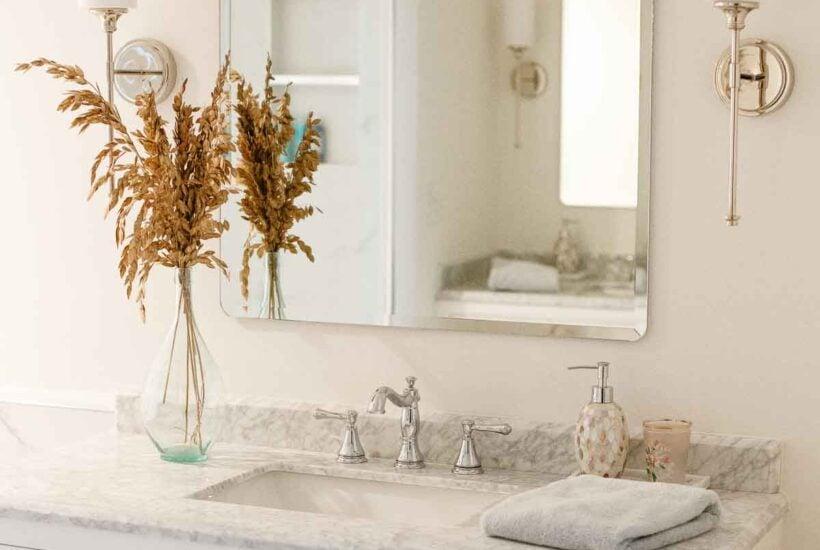master bathroom remodel coastal home