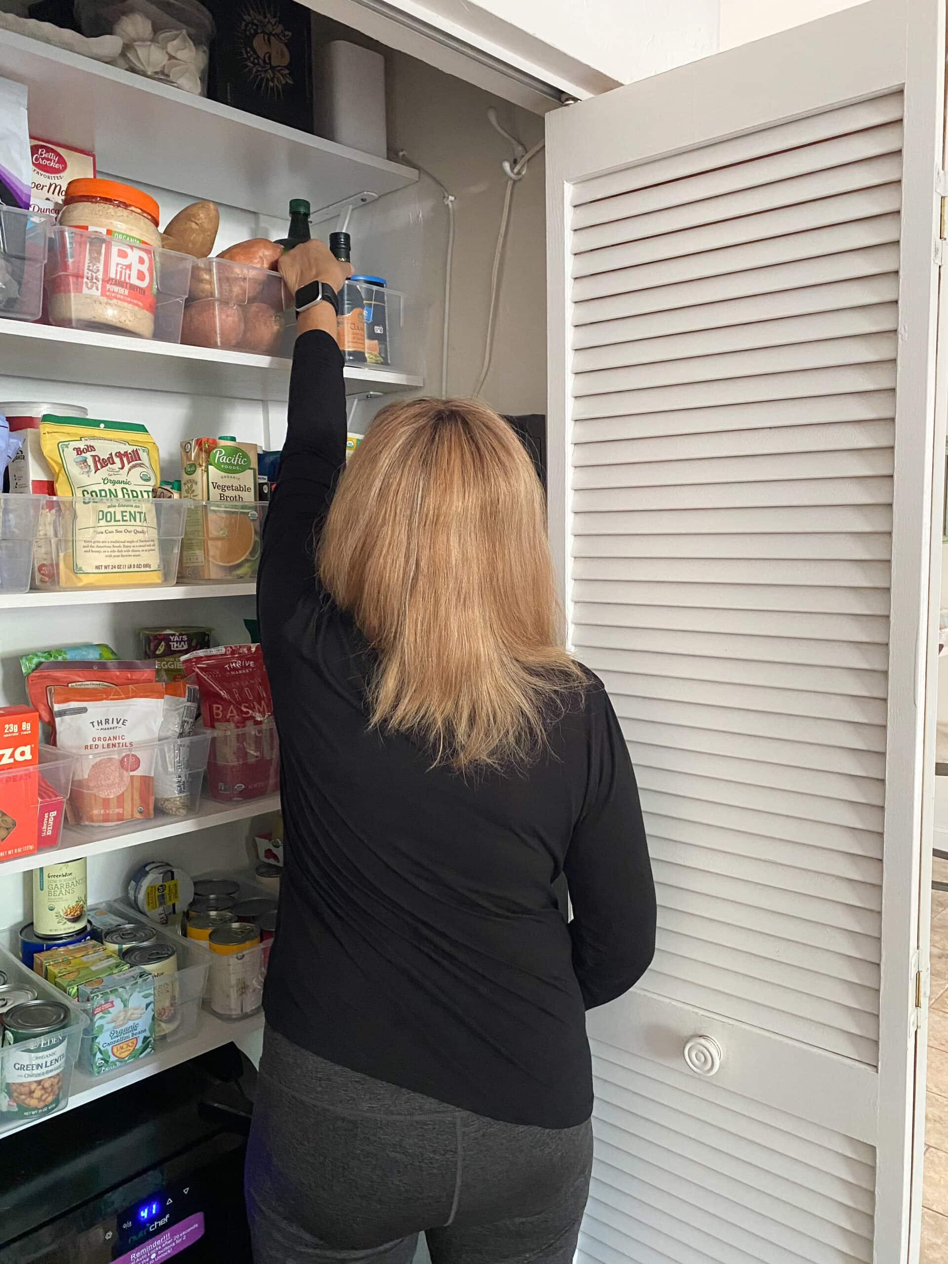small pantry diy makeover