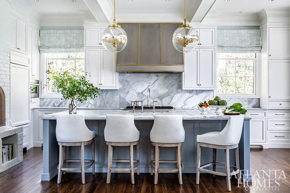 blue kitchen design ideas jumbo island