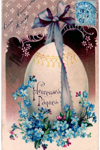 Shabbyfufu Free Printable Easter Wall Art - 20 Gorgeous Prints!