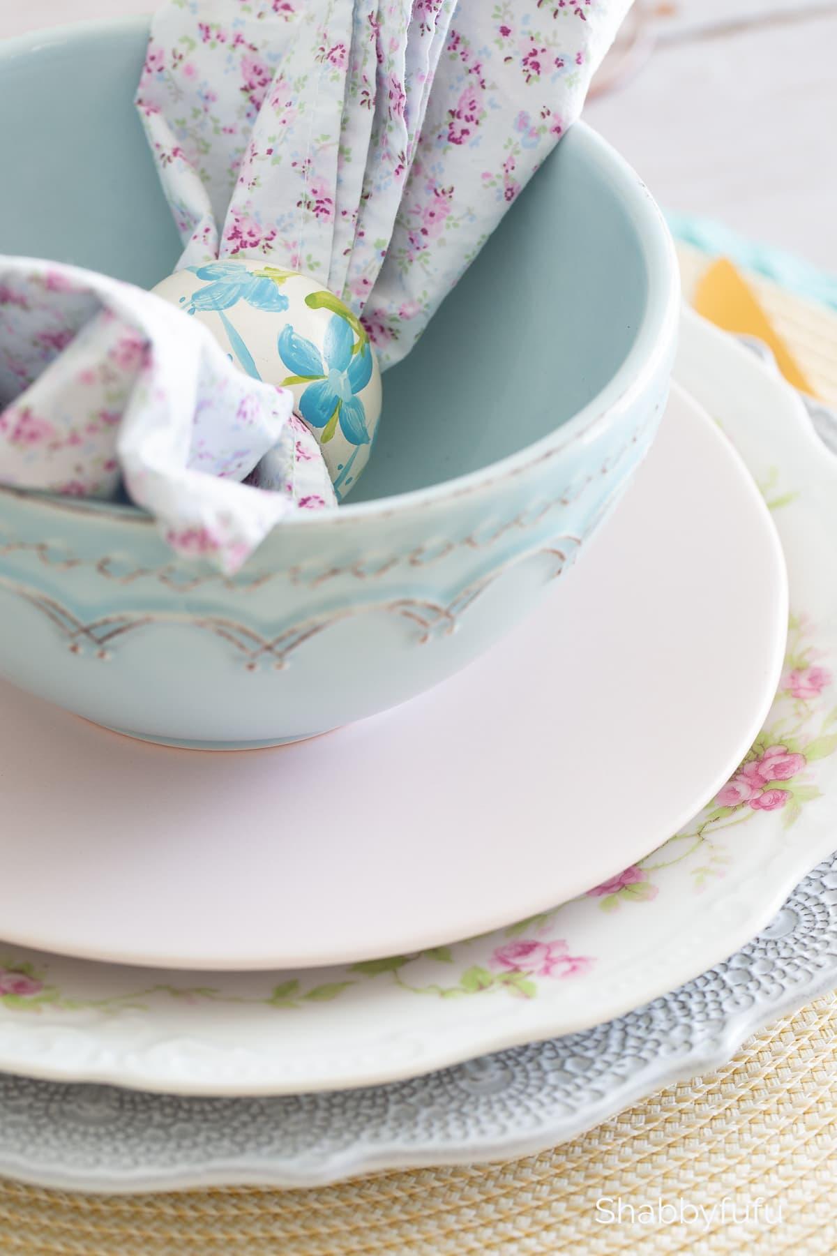 spring table shabbyfufu