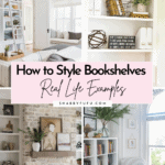 collage-how-to-style-decorate--bookshelves-ideas