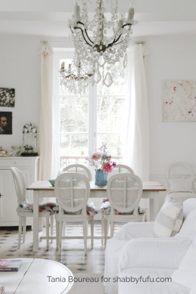 French country house tour Tania Boureau