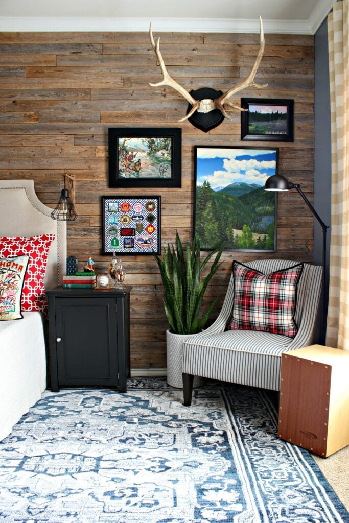 boys room colorful creative chic home